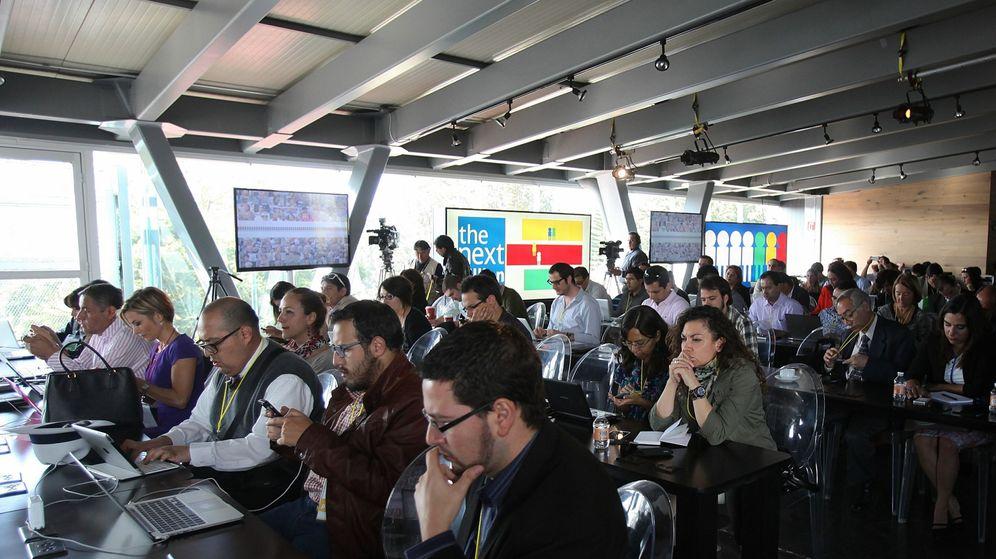 Foto: Curso online de Google y el Centro Knight de Periodismo Digital de la Universidad de Austin. (EFE)