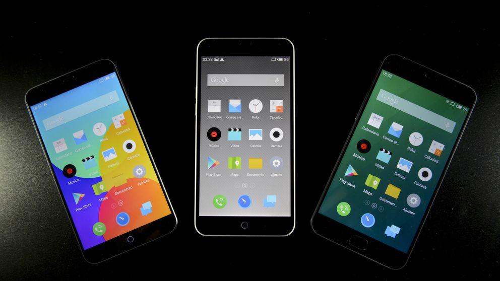 Meizu contra Meizu (y contra Xiaomi)