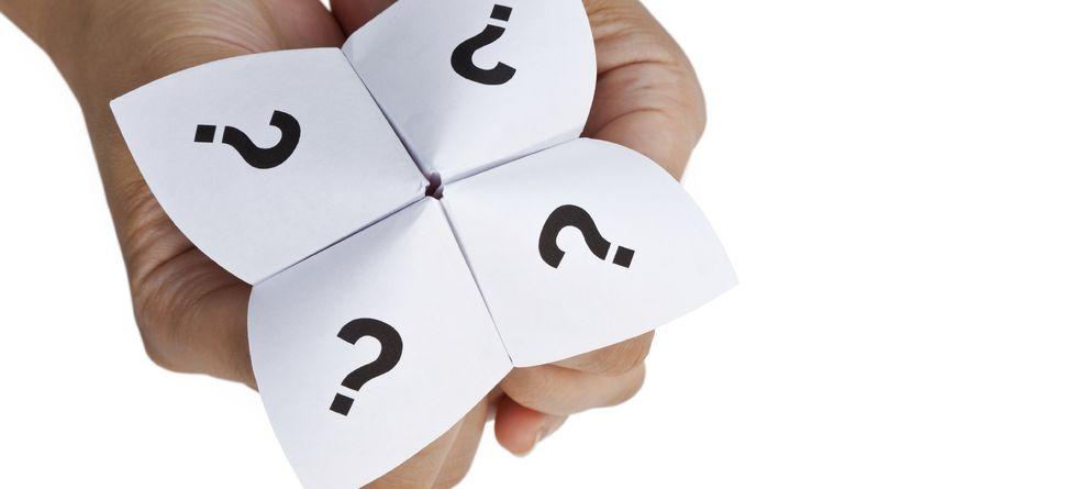 Las 5 preguntas que debes hacerte para predecir cualquier cosa