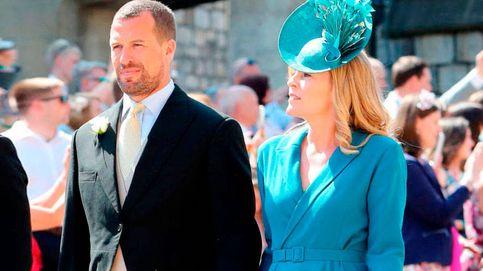 El último importante disgusto de la princesa Ana: el divorcio de su hijo Peter Phillips