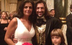 Foto: Espectacular boda de Rafael Amargo con Silvia Calvet