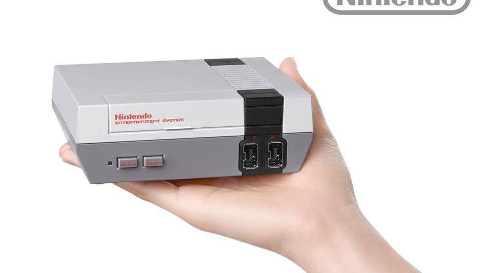 Vuelve un clásico: Nintendo volverá a vender este otoño la NES de 8 bits