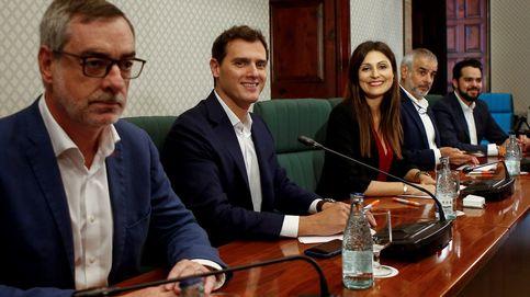 Los números 2 y 3 de la lista de Cs al Senado en Valladolid dejan el partido por su deriva