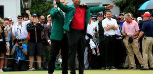 Post de El regalo de Tiger Woods con la mayor equivocación de toda su vida