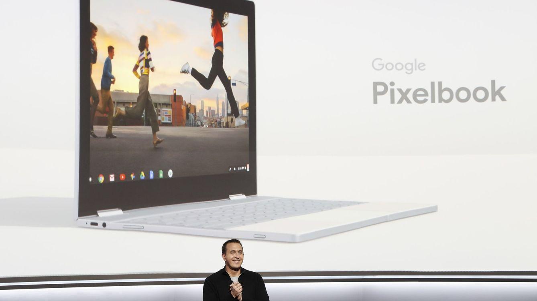 Foto: Google Pixelbook, el portátil de Google contra Apple y Microsoft. (Reuters)