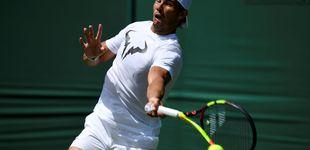 Post de Rafa Nadal - Yuichi Sugita, en Wimbledon: horario y dónde ver en TV y 'online'