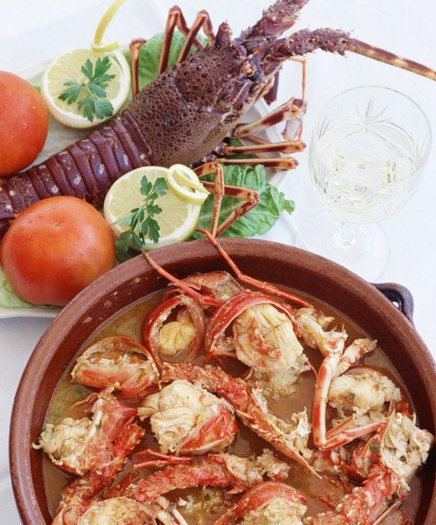 Foto: La caldereta, uno de los platos más típicos. (Foto: Pedro Coll)
