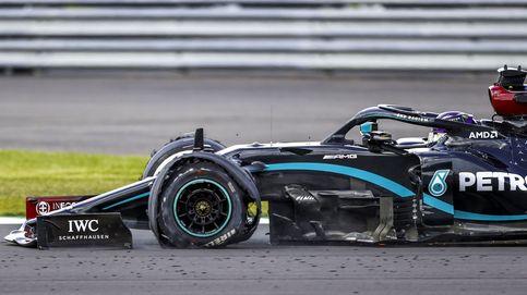 Casi se me para el corazón: Hamilton y la suerte de campeón que Bottas necesita