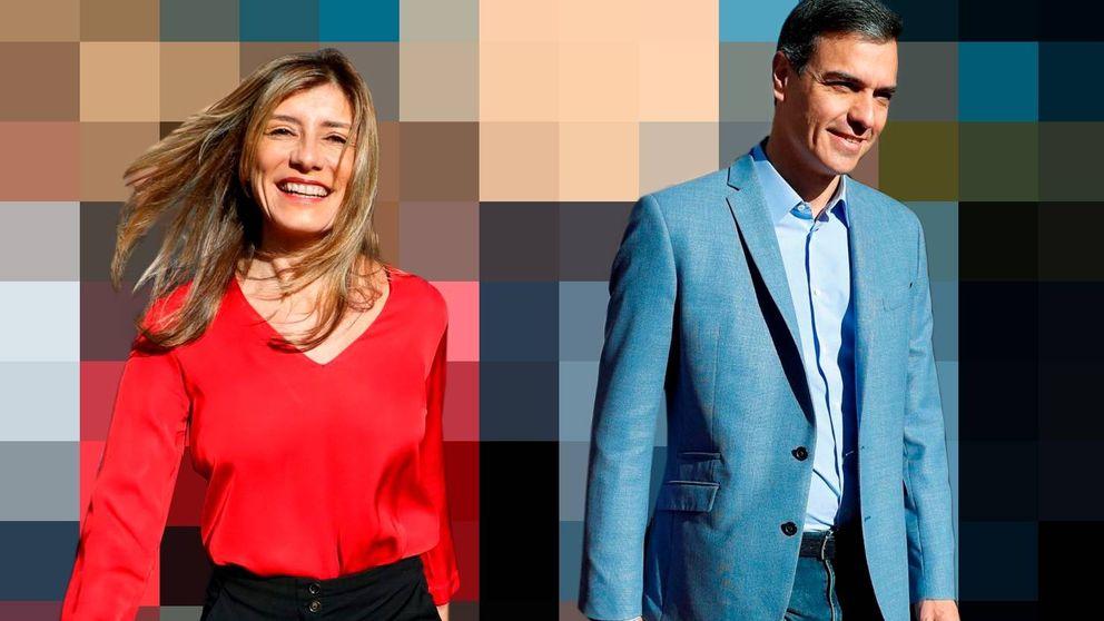 Sánchez y Gómez, sonrisas sincronizadas