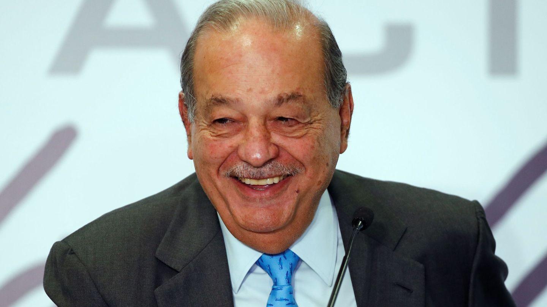 Carlos Slim. (EFE)