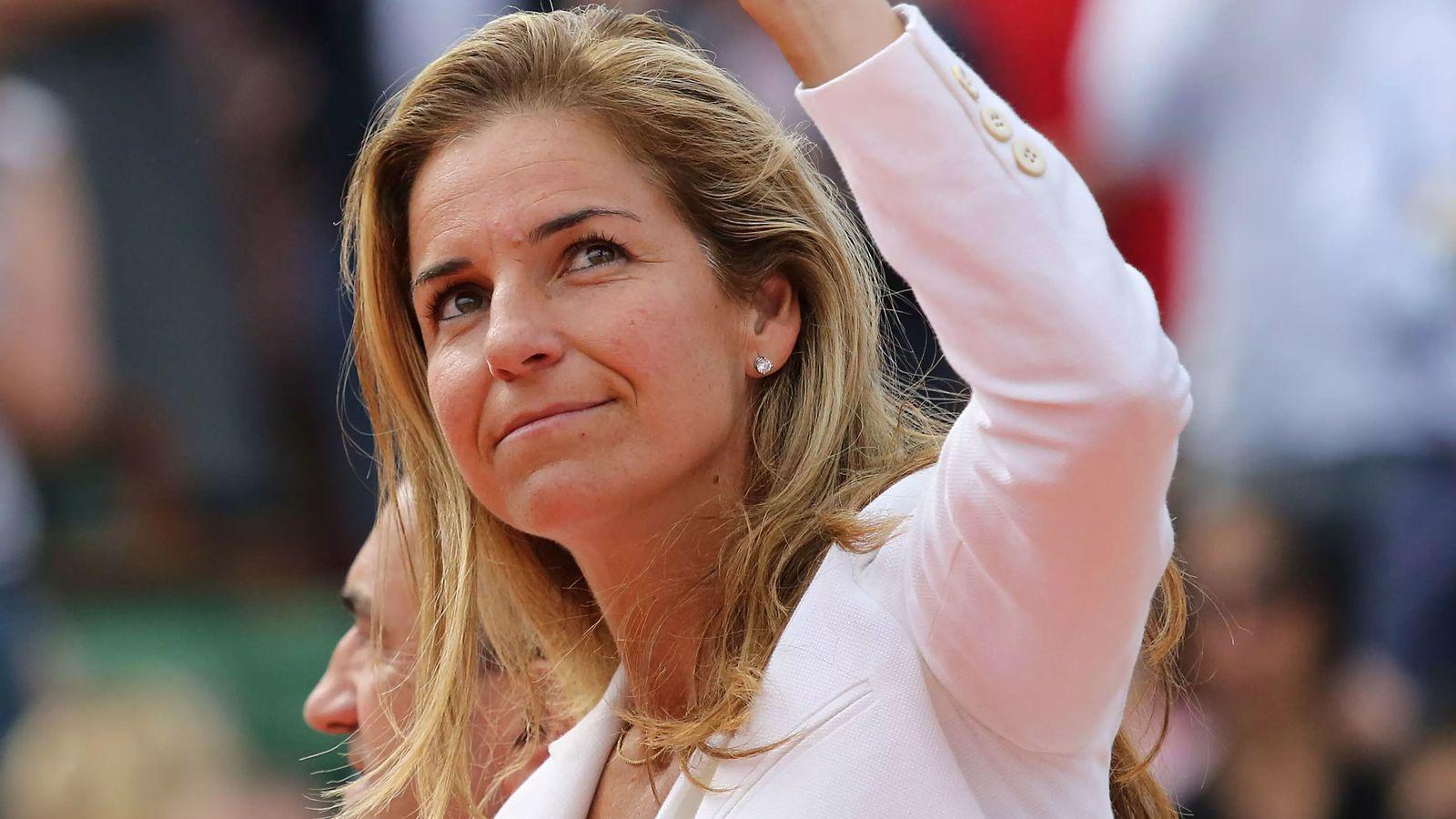Foto: La extenista Arantxa Sánchez Vicario, en una imagen de archivo (Gtres)