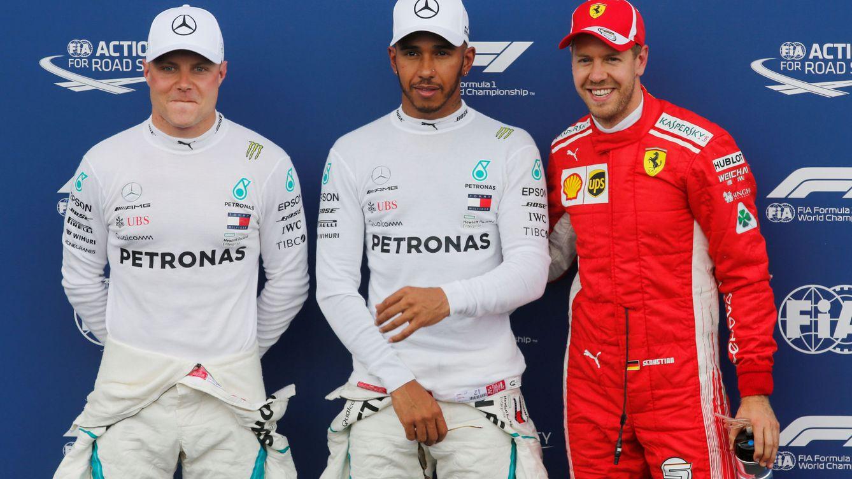 La clasificación del GP de Francia: Pole para Hamilton con Sainz séptimo y Alonso 16º