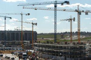 Los visados de obra nueva residencial cayeron un 4% hasta febrero