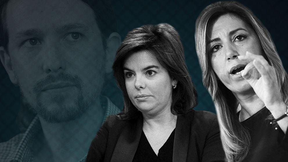 Soraya & Susana, la 'solución país' que propone el Ibex 35