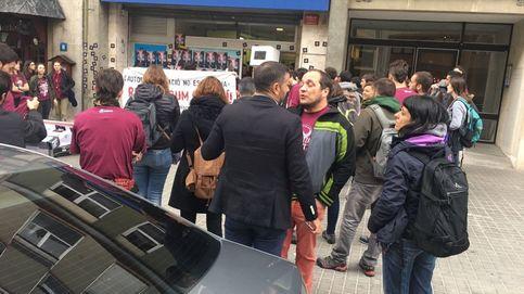 Los partidos rechazan el asalto de miembros de la CUP a la sede del PPC