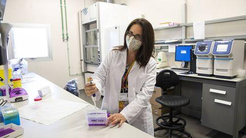 Como el virus se transmite por aerosoles, Juana quiere usar un filtro para detectarlo