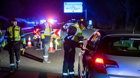 Una mujer da a luz en un autómovil en medio de una autopista de Lugo