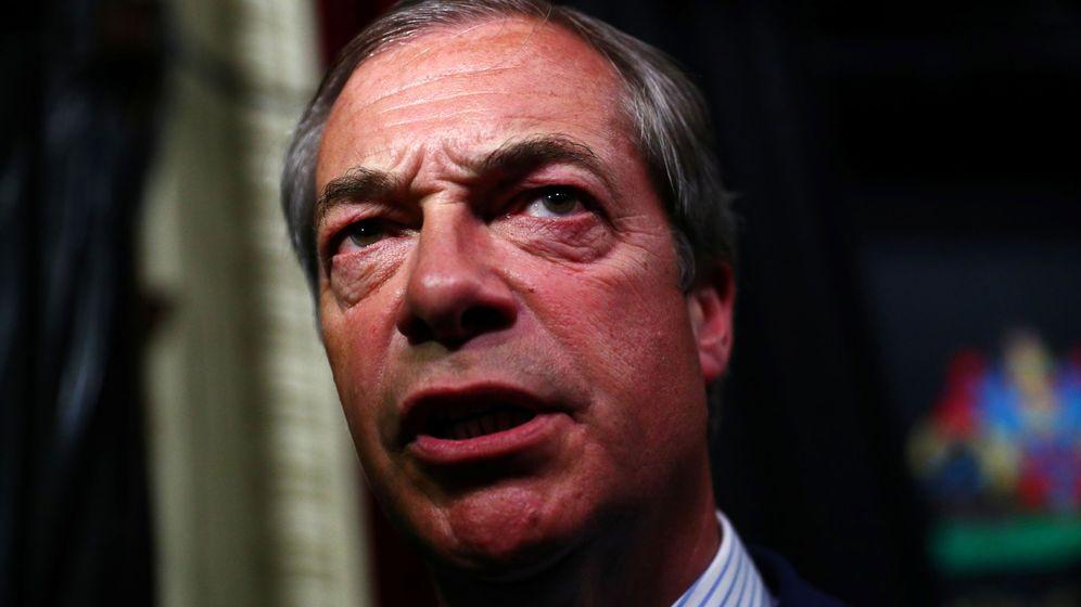 Foto: Nigel Farage (REUTERS)