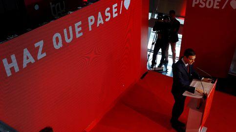 'Haz que pase', el lema del PSOE para llamar a una extraordinaria movilización el 28-A