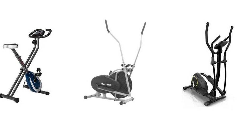 Foto: Las mejores bicicletas elípticas para hacer ejercicio en casa