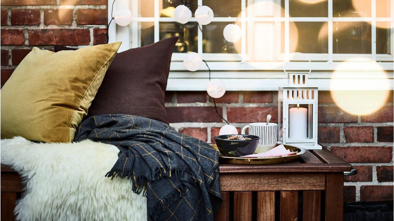 Ikea convierte tu jardín en un cine al aire libre. (Cortesía)