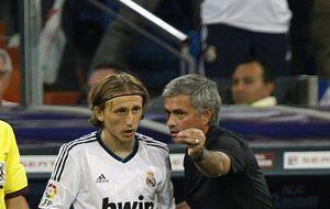 Modric da la razón por completo a Mourinho un año y medio después