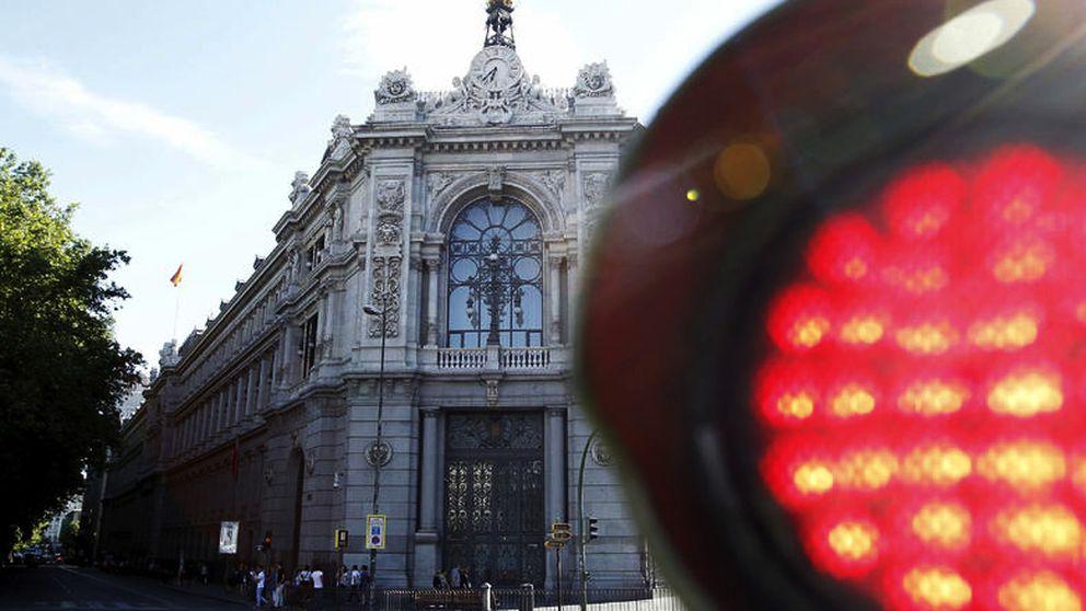 La morosidad de la banca ya está en niveles  previos al rescate bancario