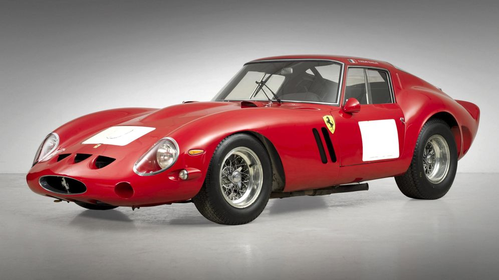 Foto: Um Ferrari GTO como el de Aristrain. (EFE)