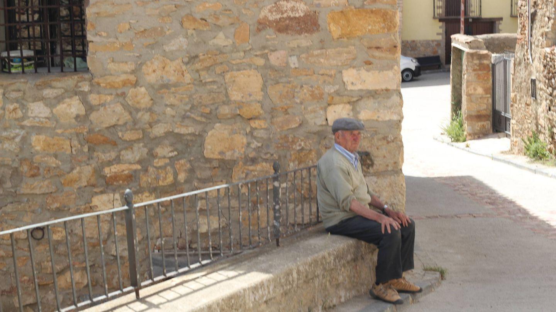Vecino de Valdelinares. (Foto: G. C.)