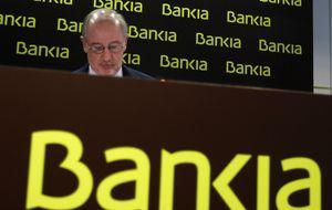 Rato dio a Castellanos la auditoría de seguros de Bankia antes de irse