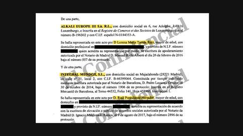 José Luis Moreno usó un testaferro para arrancarle a Bankia una quita del 70%