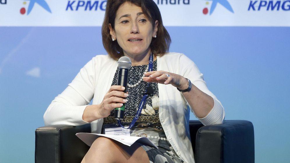 Foto: La ministra de Administración Interna del Gobierno de Portugal, Constança Urbano da Sousa. (EFE)