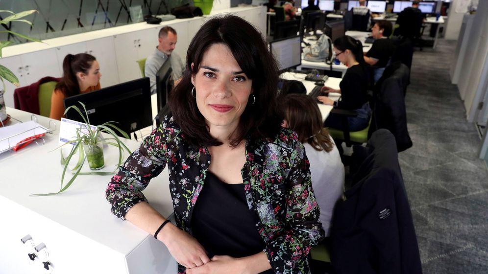 Foto: La candidata de Podemos a la Comunidad de Madrid. (EFE)