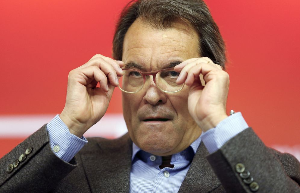 Foto: El Govern justifica los insultos a la fiscal jefa de Barcelona por acusar a Artur Mas. (EFE)