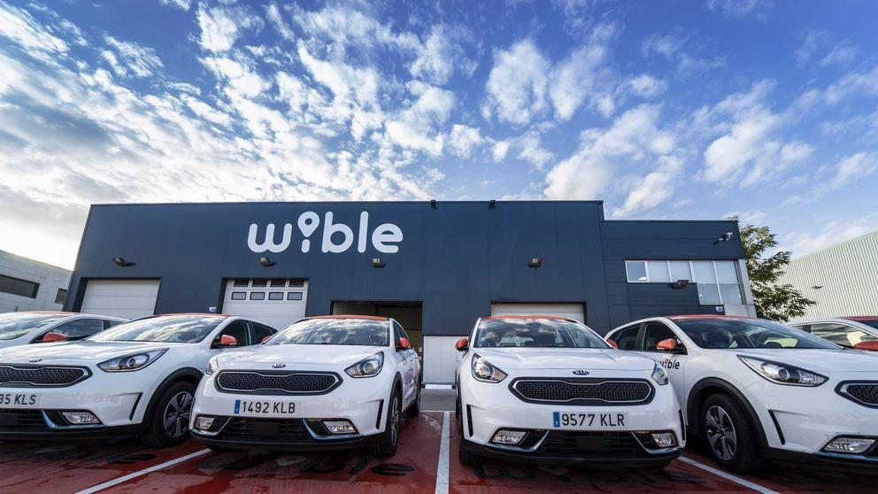 La oferta de 'carsharing' Wible llega desde ahora hasta Alcobendas
