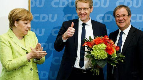 Merkel se impone sobre Schulz en Renania del Norte-Westfalia