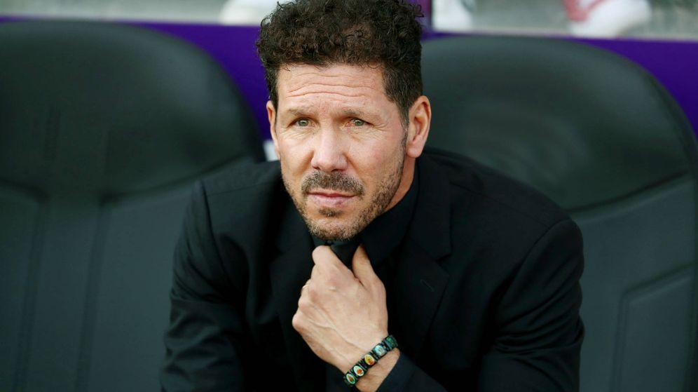 Foto: Diego Simeone, en una imagen de archivo. (Reuters)