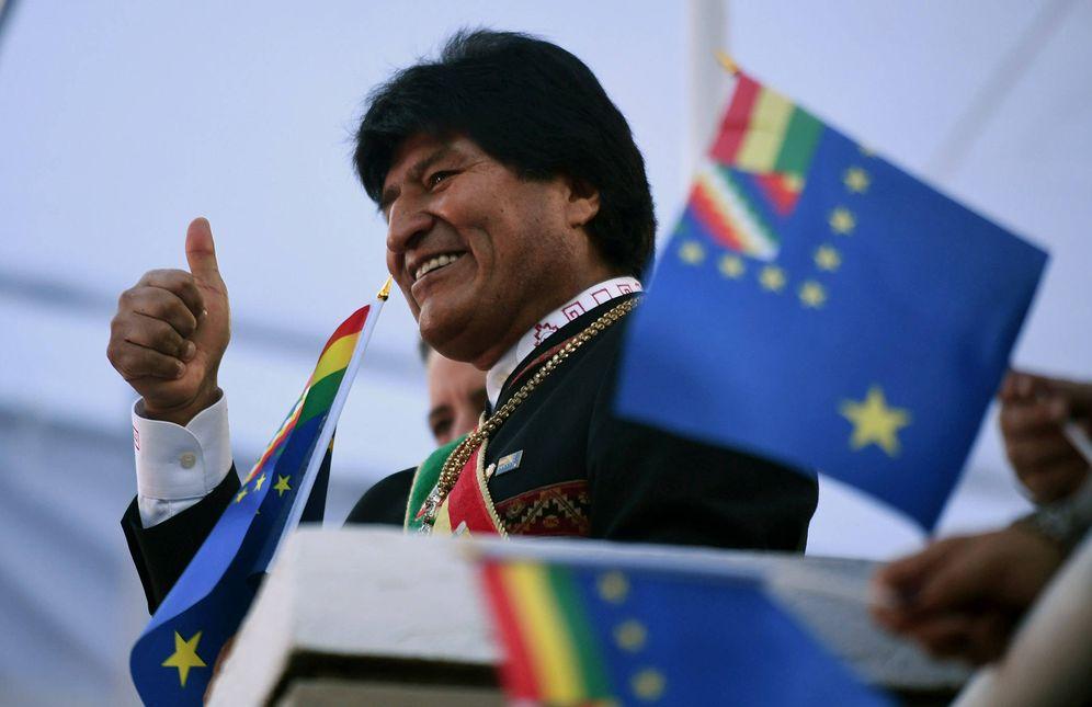 Resultado de imagen para EVO MORALES: BOLIVIA Y CHILE TENDRÁN NUEVA RELACIÓN TRAS FALLO DE LA HAYA