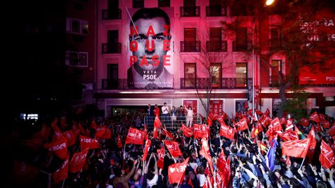 """""""¡Vivan las cadenas!"""" (ecos de una noche electoral)"""