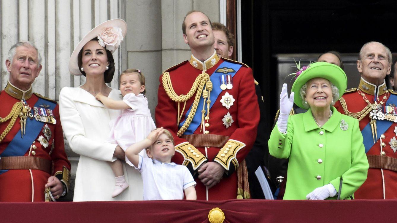 Los celos del príncipe Carlos hacia sus consuegros a cuenta de George y Charlotte