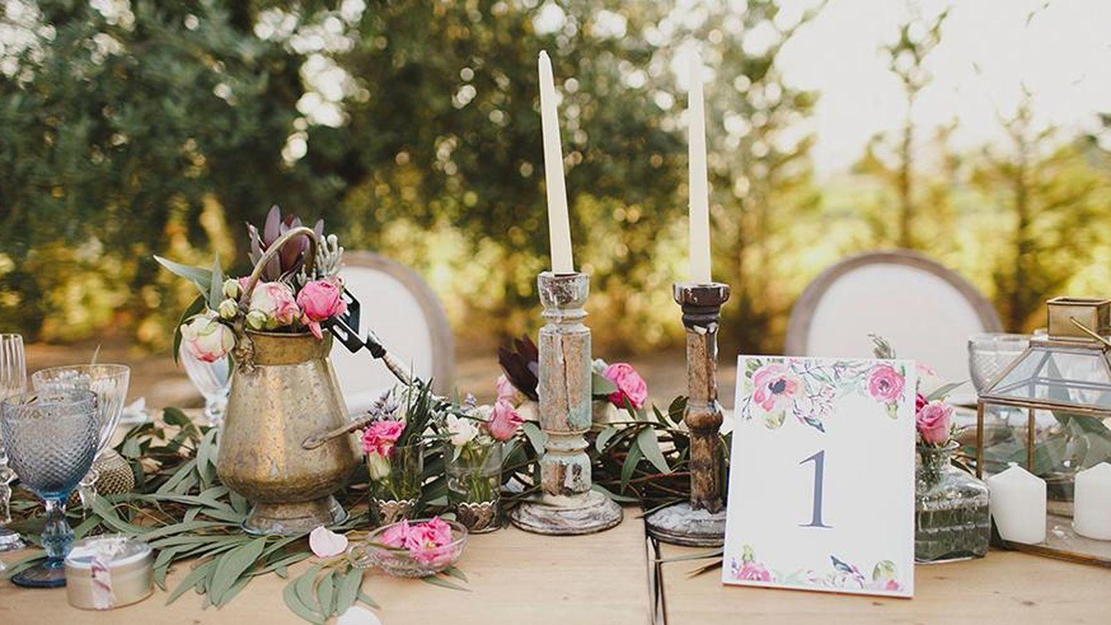 Foto: 21 de marzo no es solo una fecha. Ellos te montarán una mesa así (Foto: Raquel Benito)
