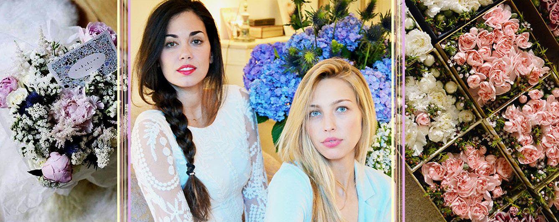 Foto: Claudia Rodríguez y María Redón, de Sibilina Deco