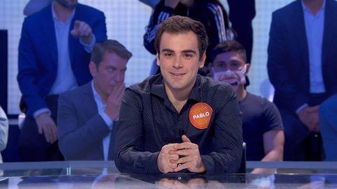 Pablo Díaz hace historia en 'Pasapalabra' tras casi cinco meses de concurso