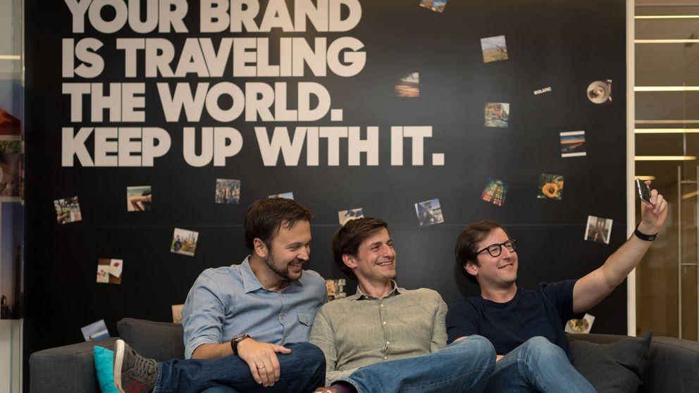 Estos emprendedores españoles acaban de ganar 130 millones con tus fotos