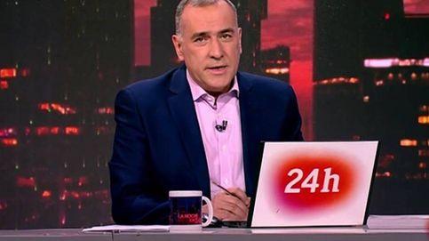 Intolerable: Xabier Fortes arde con el rótulo sobre la princesa Leonor en TVE