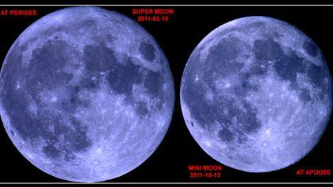 La 'miniluna' de este jueves será Luna llena más pequeña de 2015