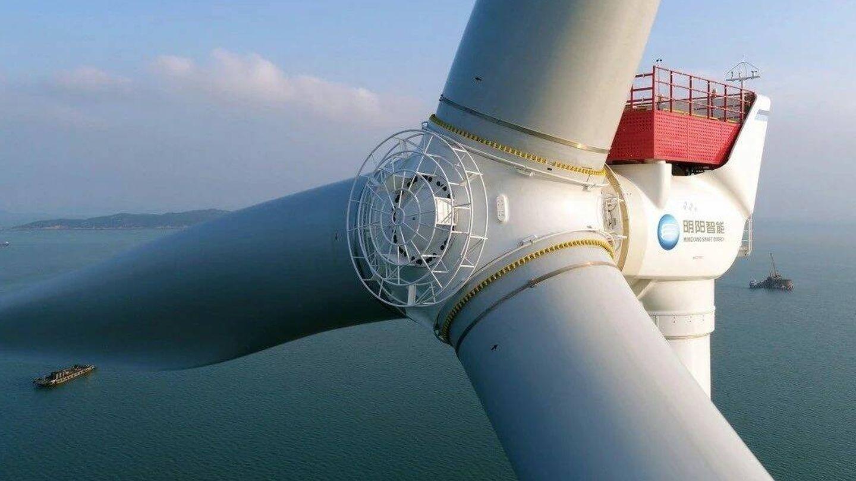 El nuevo molino chino será el más grande del mundo. (MingYang Smart Energy)