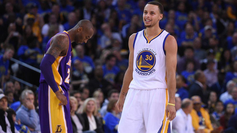 Sólo Kobe puede evitar el récord de los Warriors: Cosas más extrañas he visto