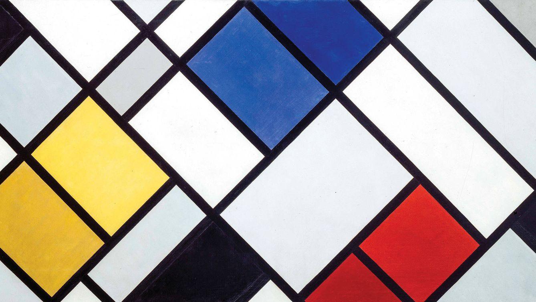 Artes de stijl un movimiento que cambi el mundo del arte for Moderne schilderkunst
