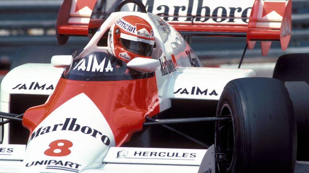 Foto: Así han evolucionado los coches de Fórmula 1 a lo largo de la historia
